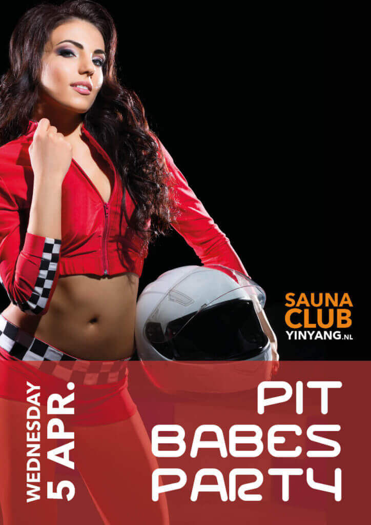 Pit babes party
