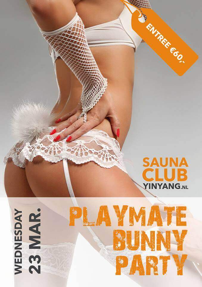Playmate bunny party